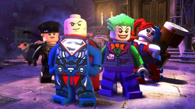 LEGO DC Super-Villains - Lex Luthor Superman