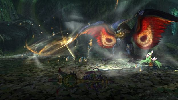 Monster Hunters Generations Ultimate screenshot