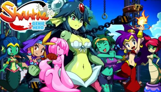 Review: Shantae: Half-Genie Hero – Ultimate Edition (Nintendo Switch)