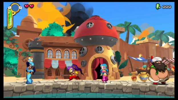Shantae: Half-Genie Hero - Mermaid
