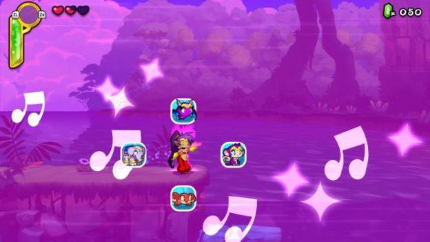 Shantae: 1/2 Genie Hero screenshot