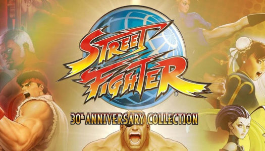 Celebrate 30 years of Hadoken with Street Fighter 30th Anniversary Collection