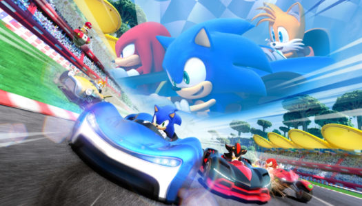 Team Sonic Racing speeds onto the Nintendo Switch this winter