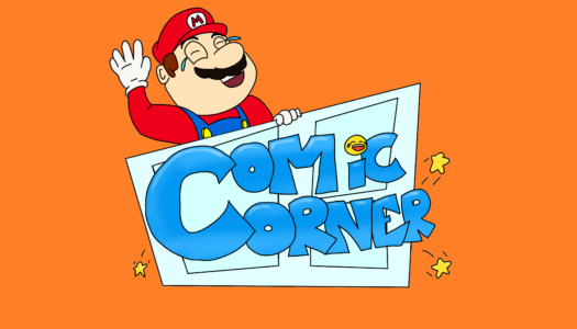 Comic Corner Volume 8: Megaman Is Doing Good