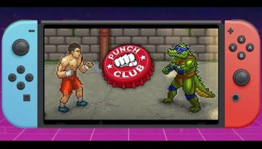 Review: Punch Club (Nintendo Switch)