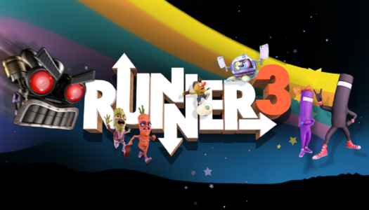 Review: Runner3 (Nintendo Switch)