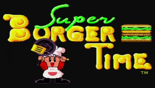Review: Johnny Turbo's Arcade: Super Burger Time (Nintendo Switch)