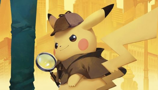 Review: Detective Pikachu (Nintendo 3DS)