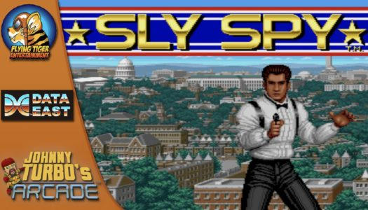 Review: Johnny Turbo's Arcade: Sly Spy (Nintendo Switch)