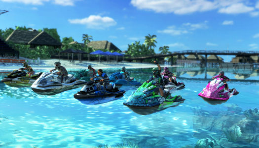 Review: Aqua Moto Racing Utopia (Nintendo Wii U)
