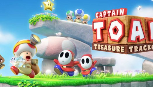 New Captain Toad: Treasure Tracker trailer and free demo