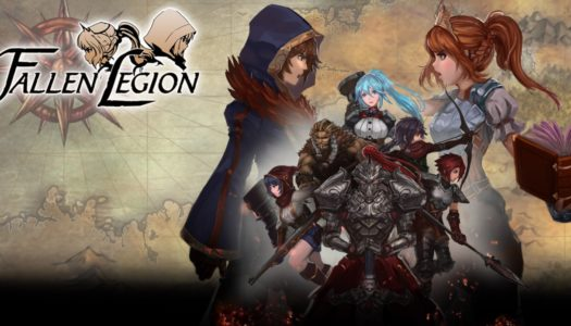 Review: Fallen Legion: Rise to Glory (Nintendo Switch)