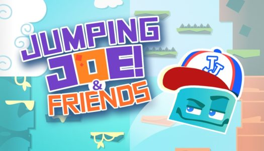 Review: Jumping Joe & Friends (Nintendo Switch)