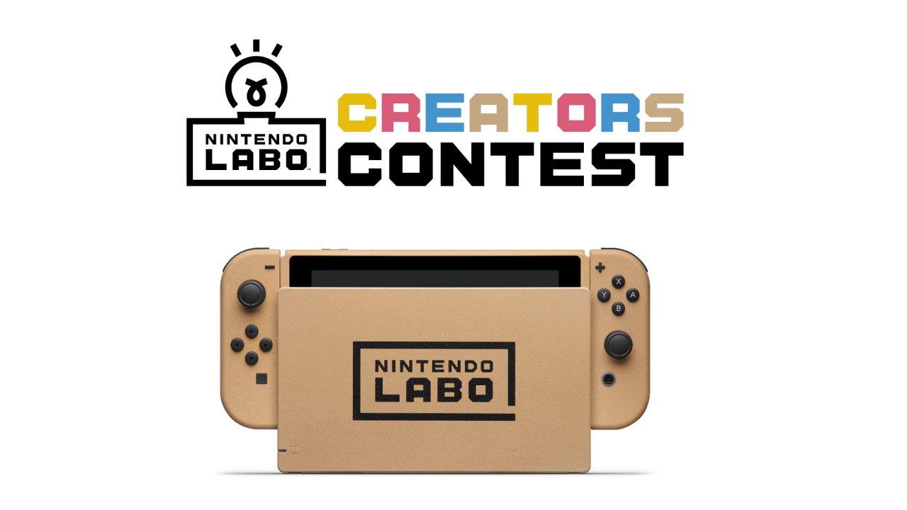 Nintendo Labo - Creators contest