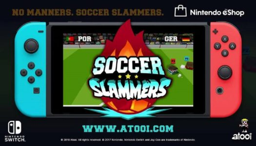Review: Soccer Slammers (Nintendo Switch)
