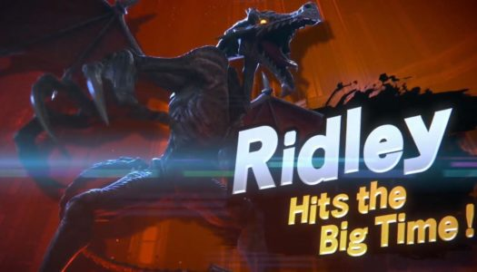 E3 2018: Ridley is finally coming to Smash Bros. as a playable character