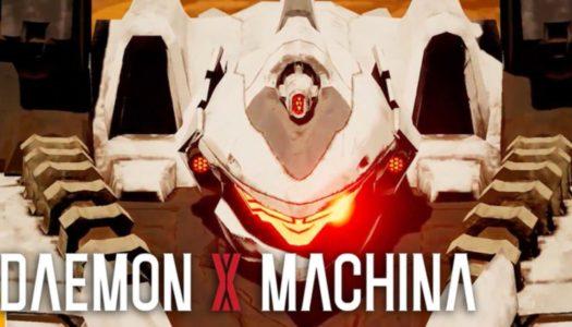 E3 2018: DAEMON X MACHINA Official game trailer