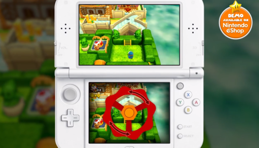 Review: Captain Toad: Treasure Tracker (Nintendo 3DS)