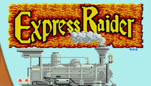 Review: Johnny Turbo's Arcade: Express Raider (Nintendo Switch)
