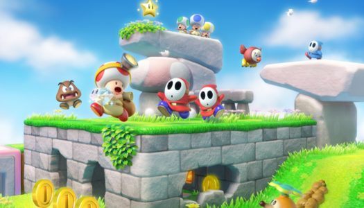 Review: Captain Toad: Treasure Tracker (Nintendo Switch)