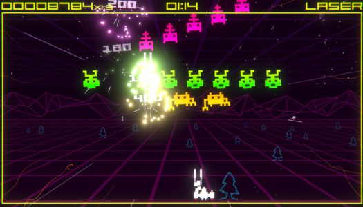 Review: Super Destronaut DX (Nintendo Switch)