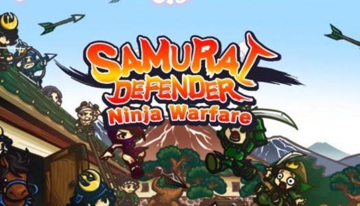 Review: Samurai Defender: Ninja Warfare (Nintendo Switch)