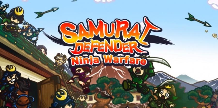 Samurai Defender: Ninja Warfare