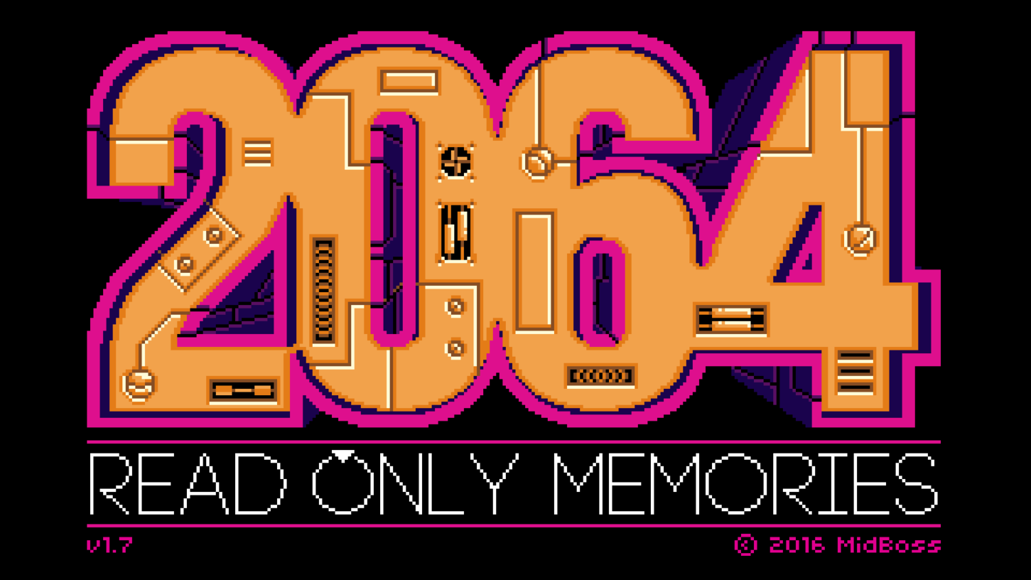 2064 Read Only Memories Integral