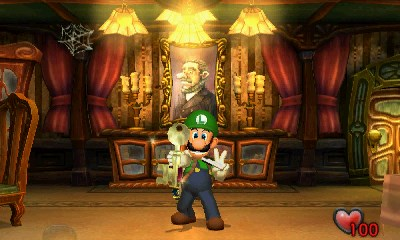 Luigi's Mansion coming to 3DS on October 12