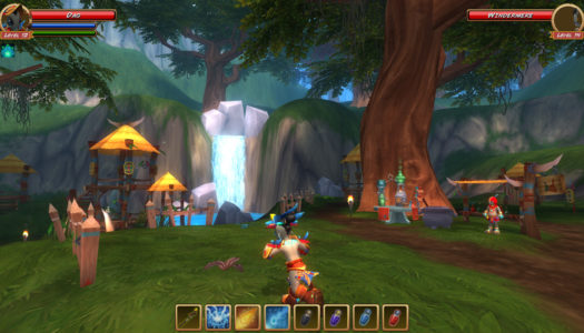 Review: Tanzia (Nintendo Switch)