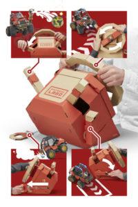 Nintendo Labo: Vehicle Kit - Car