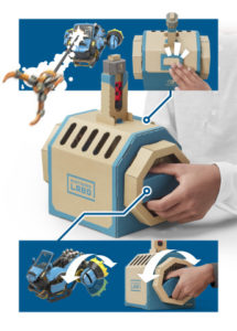 Nintendo Labo: Vehicle Kit - Submarine
