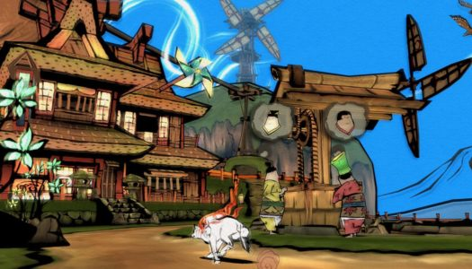 Okami and 2064 join this week's Nintendo eShop roundup