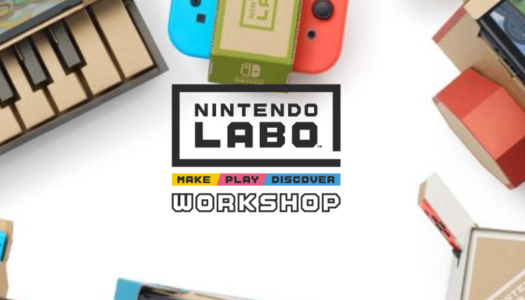 Nintendo Labo workshops touring the US in September