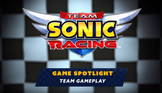 New Team Sonic Racing spotlight video: Team Mechanics