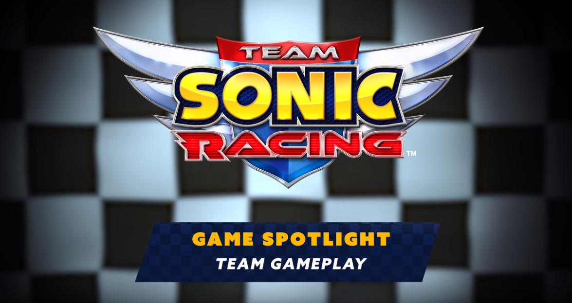 Sonic Team Racing - Spotlight 1