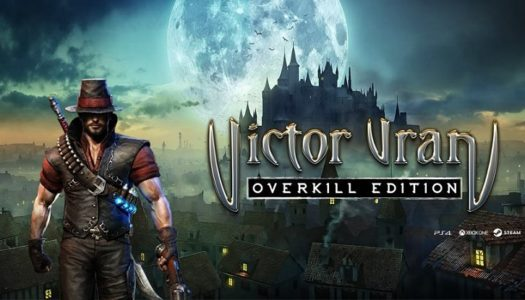 Victor Vran: Overkill Edition now available on Nintendo Switch