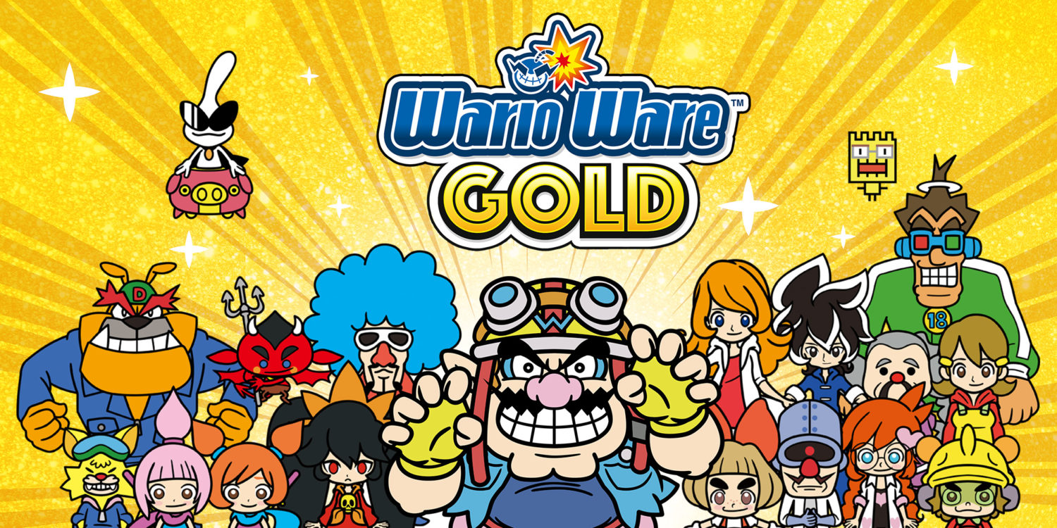 WarioWare Gold on the Nintendo eShop