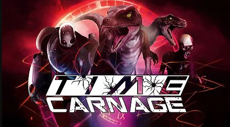 Review: Time Carnage (Nintendo Switch)