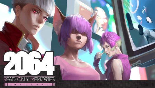 Review: 2064: Read Only Memories INTEGRAL (Nintendo Switch)