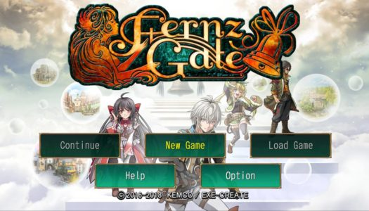 Review: Fernz Gate (Nintendo Switch)