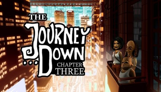 Review: The Journey Down: Chapter Three (Nintendo Switch)