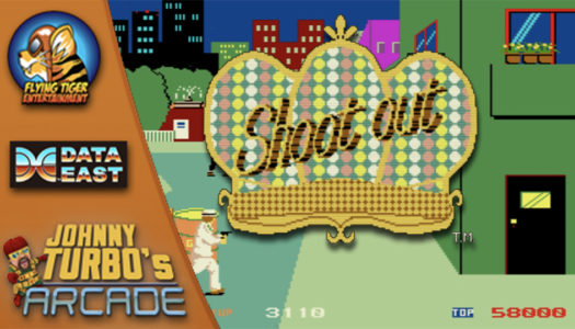 Review: Johnny Turbo's Arcade: Shootout (Nintendo Switch)