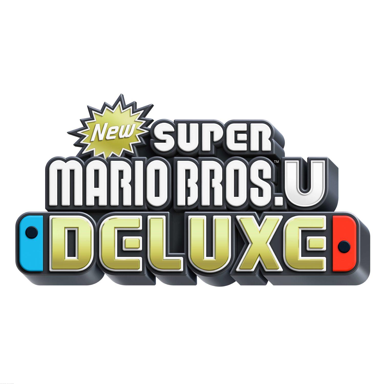 New Super Mario Bros  U Deluxe Announced for Switch - Pure