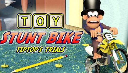 Review: Toy Stunt Bike: Tiptop's Trials (Nintendo Switch)