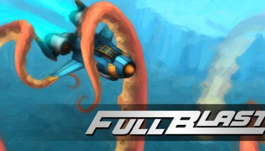 Review: FullBlast (Nintendo Switch)