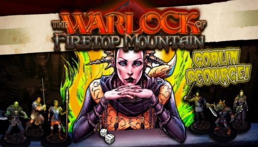 Review: The Warlock of Firetop Mountain (Nintendo Switch)