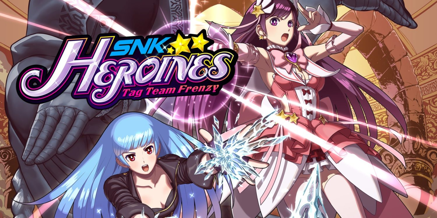 SNK Heroines - Tag Team Frenzy
