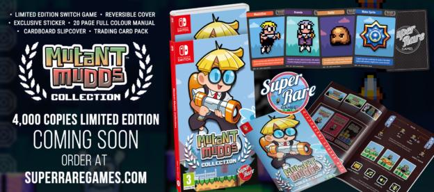 Super Rare Games promo