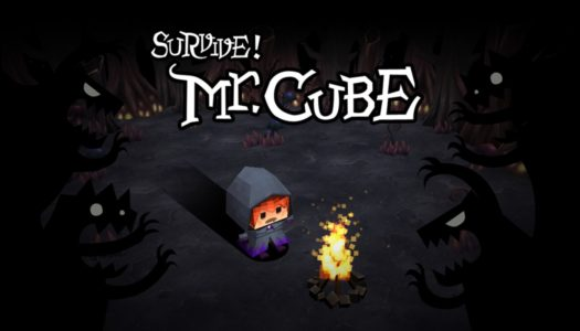 Review: Survive! Mr. Cube (Nintendo Switch)